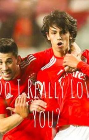Do I really Love you?|| Pizzi e João Félix || by LittleUnicorn135