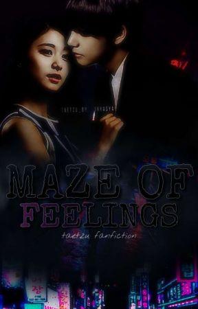 maze of feelings / taetzu by twicebabies