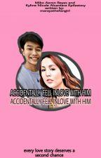 Accidentally Fell Inlove With Him by marayathefangirl