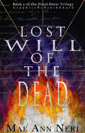 Lost Will of the Dead [Book One]  by DragonKnight_