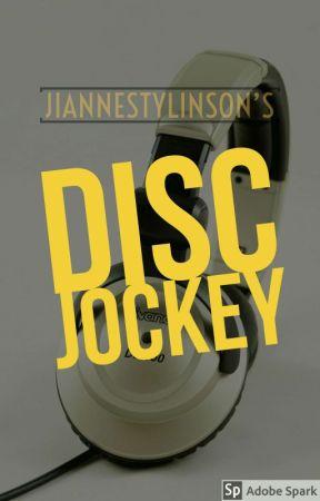 Disc Jockey by jiannestylinson