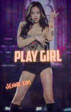 Play Girl (Jennie Kim) by caspelyhn