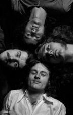 I'll run in the rain til I'm breathless ( Led Zeppelin fan fiction.) by SallyPage