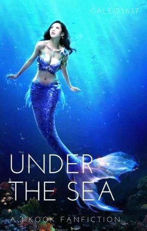 Under The Sea//Jikook [REWRITE] by Caleo5637