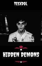 Hidden Demons *Grethan* by TesxDol