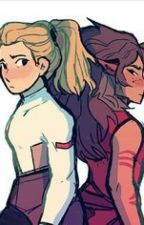 This Is Not Because I Like You (Catradora stories) by KidWolff