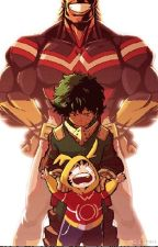 Iron Deku by Outcasts_Anonymous