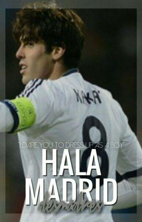 Hala Madrid    kaká by desmadres
