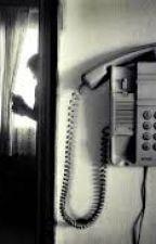 Esa llamada. by vane0550