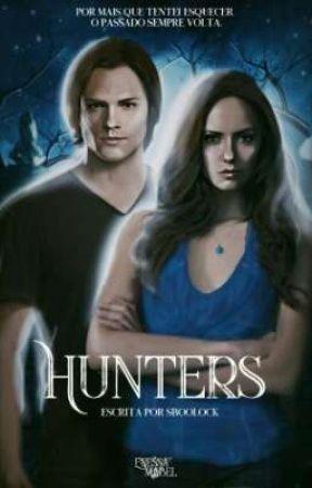 Hunters ➾ Sam Winchester by sboolock