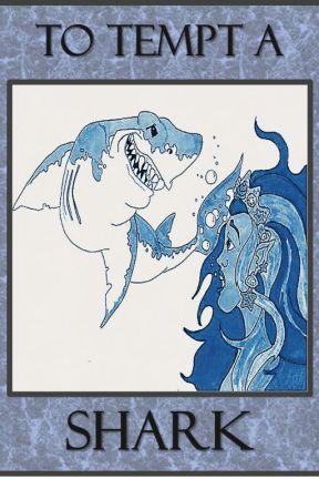 The Tempt a Shark by GregoryAllenbach