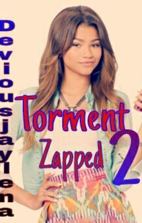 Torment (Zapped fan fiction) by deviousjaylena