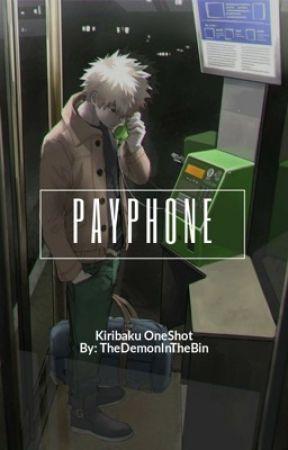 Payphone (Kiribaku Short Story) by TheDemonInTheBin