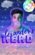 Alexander's nerd (boyxboy)✅ by bibliophile_1045