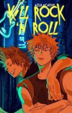 Kill Rock 'n Roll; Bakushima by AzulaCathy