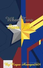 When Two Stars Meet by RogueAvenger2604