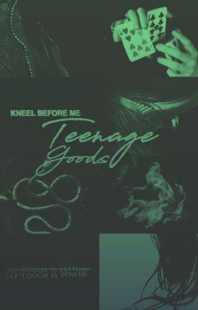 Teenage Gods ☽ Loki Laufeyson by JBHiddleston