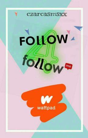 Follow For Follow PH by czarcasmsxx