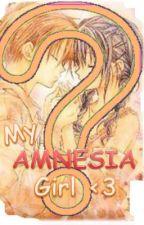 My Amnesia Girl (my dreamboy's sequel) by NCHersheys