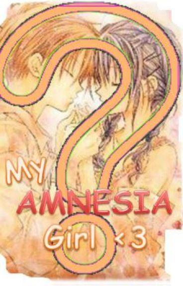 My Amnesia Girl (my dreamboy's sequel)