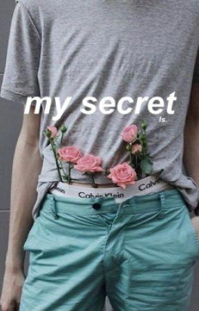 MY SECRET(LARRY) by angelcumclean