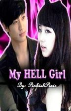 My Hell Girl  .MHG. C O M P L E T E D by PinkishPixie