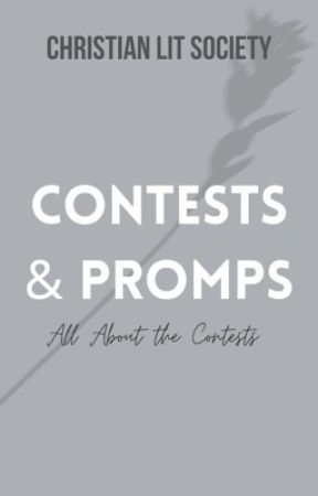 Contests + Prompts by ChristianLitSociety