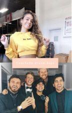 Coachella dream boys by multifxandomstoriez