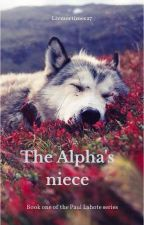 The Alpha's Niece- Paul Lahote  by livmortimer27