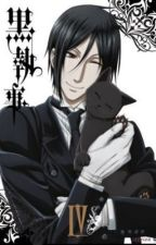The Butler in Black (Sebastian x Reader) by BB_NessaLynn