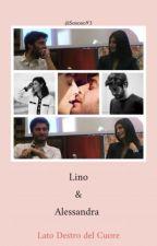 Lino&Alessandra ● Lato Destro del Cuore by Sososo93