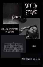 set in stone - chilling adventures of sabrina  by pxlarr