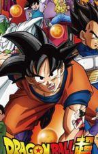 Dragon Ball Super: The New Warrior  by DeadMC55