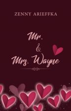 Mr. & Mrs. Wayne (SAMPEL) by Queen_Elenora