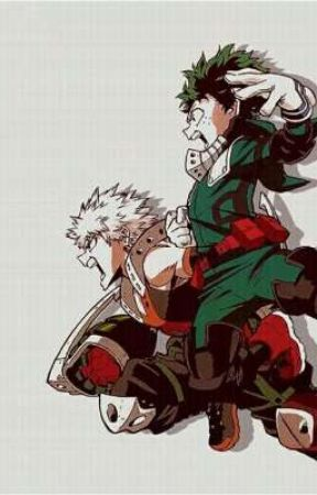The Author's Fuckup {BakuDeku Story} by AnimationsIluv