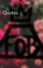 Quotes by CornelisonEmily