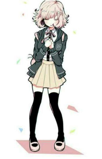 Chiaki X Reader (Danganronpa 2) - Locklyn_The_Cool_Guy - Wattpad