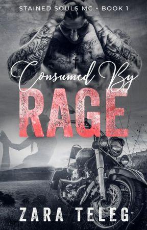 Consumed by Rage - Sneak Peek! by ZaraTeleg