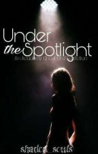 Under The Spotlight (Ghost Bird Fanfiction) by shaded_souls