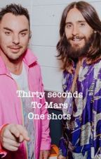 30 Seconds to Mars One shots by Dirtybirdie