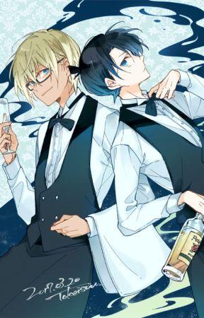 [Conan đồng nhân] Fanfic Amuro x Conan hợp tập by leaf111