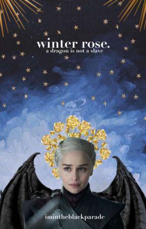 Winter Rose. by imintheblackparade