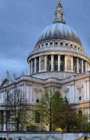 Ritin Parbat Diary - St Paul's Cathedral by ritinparbat