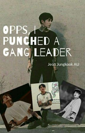 Oops, I Punched A Gang Leader : jjk au by naxxbb