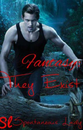FANTASY Book 1: THEY EXIST by Neri_Joy_Jayson
