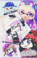 Art + Icons by the_iwoomynati