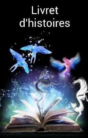 Livret d'histoires by Lianorisse