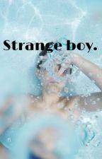 strange boy. by ironiclyamazing