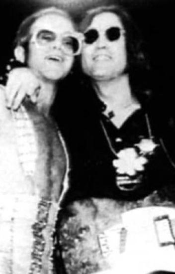 Elton John X John Lennon