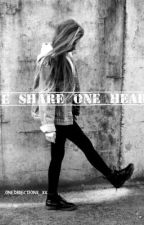 We share one heart. by onedirectionx_xx
